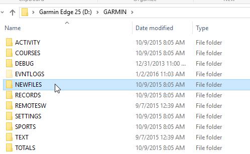 Garmin Edge 25 – Enrich your Edge 25 with funky stuff
